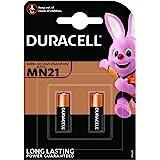 Duracell DUMN21-2 MN21 V23GA Batterijen 12 volt, 50 mAh, per 2 stuks verpakt