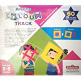 Playking Playmate Juniors Colour Track - 60 IQ Building Challenges