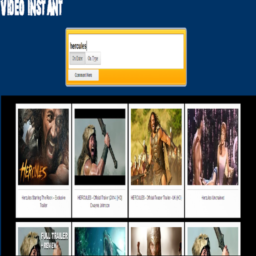 Video Instant (Für Amazon Android Instant Video)