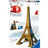 Ravensburger - Puzzle 3D - Building - Tour Eiffel - 12556