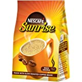 Nescafe Sunrise Rich Aroma Instant Coffee-Chicory Mix, 200g Pouch