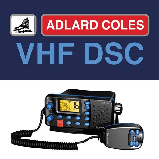 VHF DSC Handbook - Adlard Coles Nautical Dsc Marine Radio