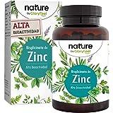 Zinc 25mg Alta dosificación - 400 Tabletas Premium Bisglicinato de Zinc puro (Quelato de Zinc)- Zinc elemental de alta biodis