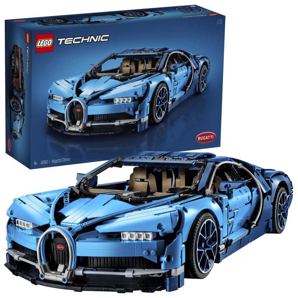 LEGO Technic Bugatti Chiron (42083), Automodell, LEGO-Auto