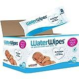 WaterWipes baby vochtige doekjes gevoelige huid, 99,9% schoon water, 9 x 60 vochtige doekjes (540 vochtige doekjes)