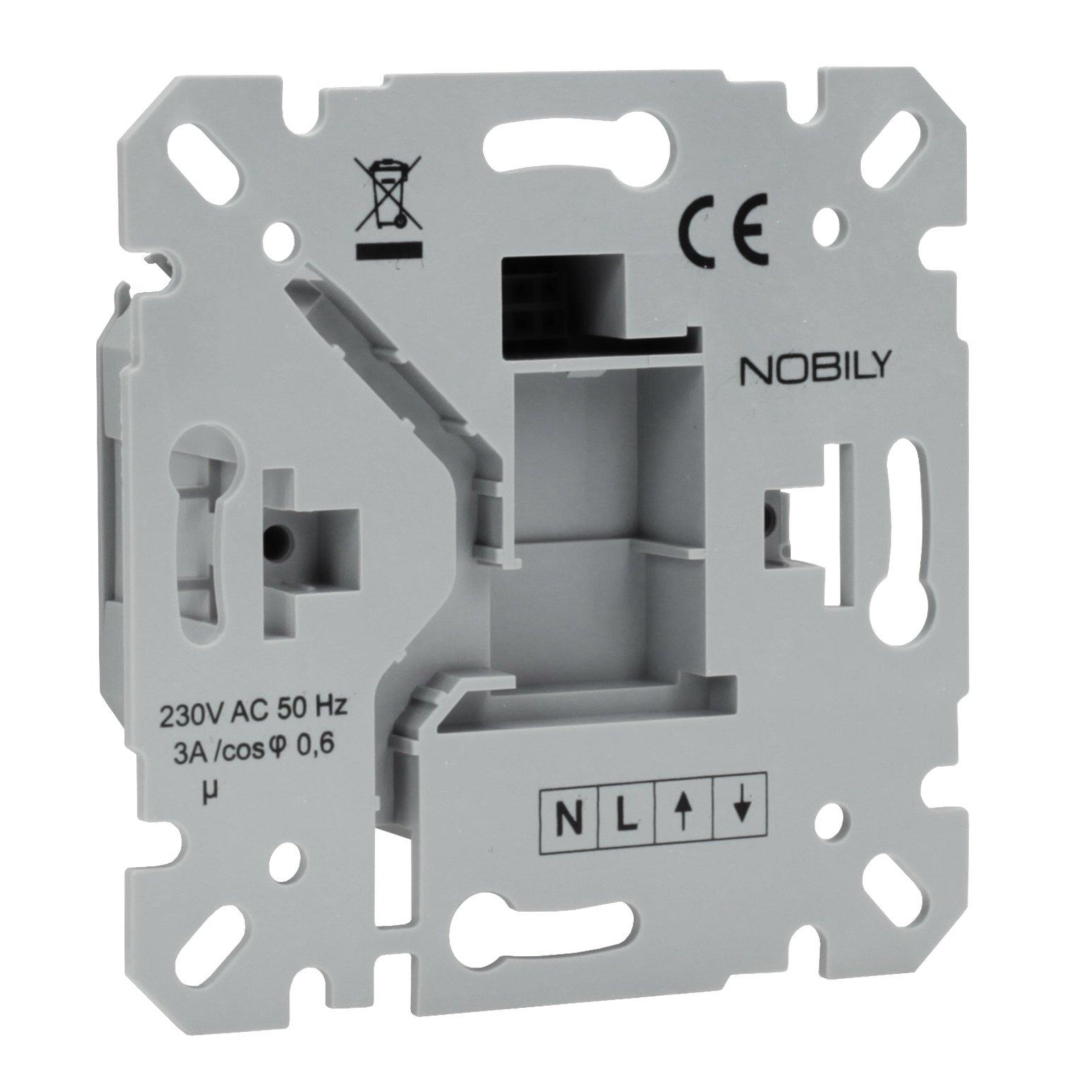 Nobily Zs2 Interruttore Per Persiane Con Timer Con