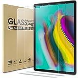 WD&CD [2 Piezas Protector de Pantalla Compatible con Samsung Galaxy Tab S5e 10.5 SM-T720/SM-T725 Cristal Templado con [Garant