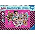 Ravensburger 12884 Puzzle 200 pièces XXL-Girl Power L.O.L Surprise Enfant