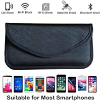 rayonnement anti téléphone portable Pouch , EMF protection sleeve Anti-tracking Coque pour iPhone 4.7–14cm