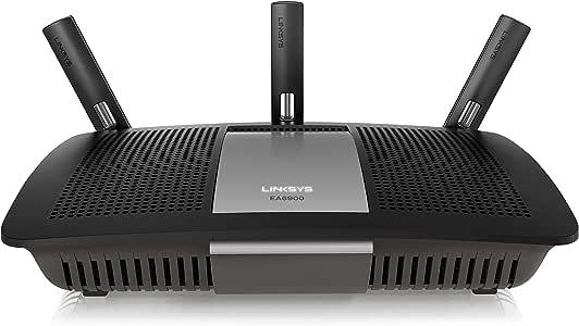 BELKIN EA6900-UK Linksys EA6900 - Smart Wi-Fi Router AC1900 UK Plug