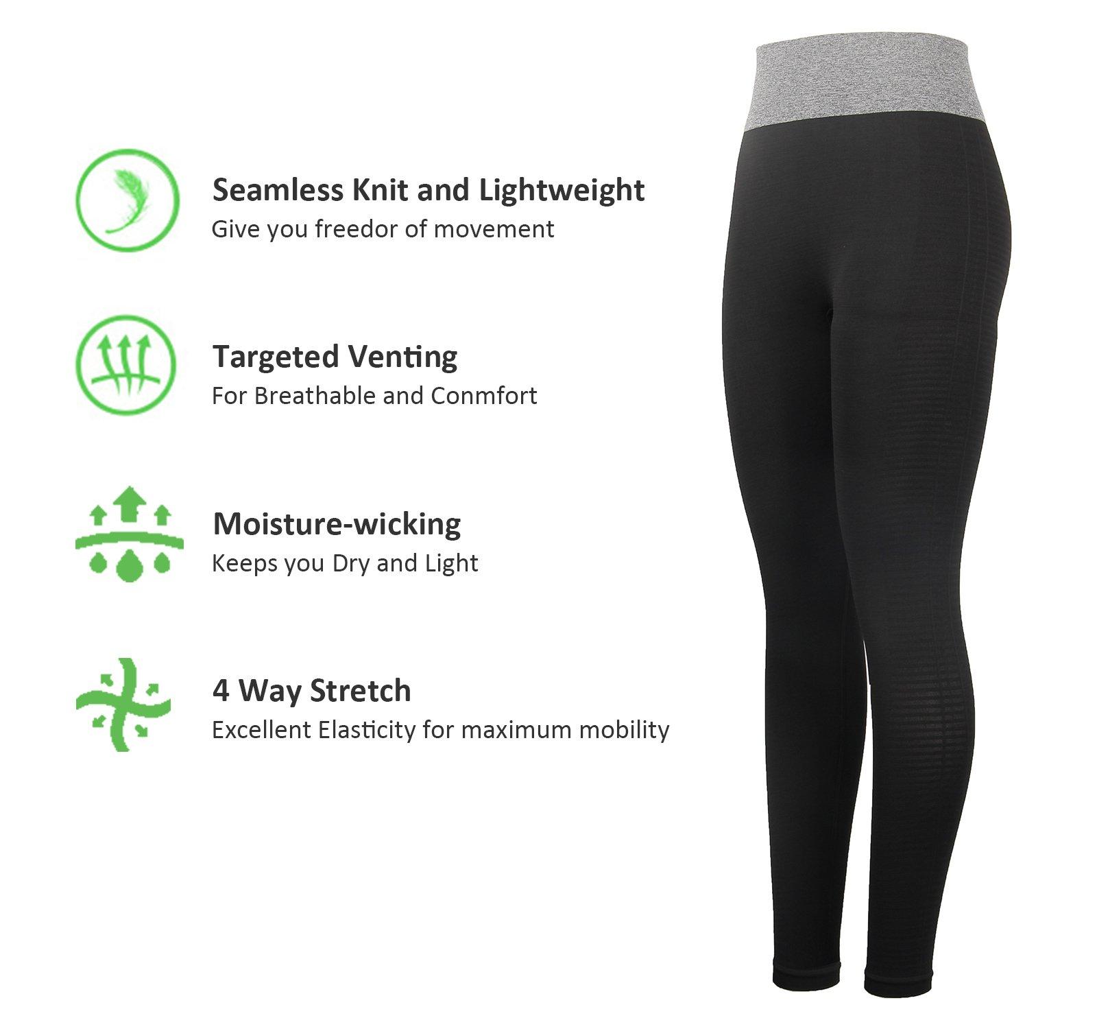 0f3ee95111c796 71uE IFfUYL - iLoveSIA Women's Athleisure Tight Capri Workout Legging