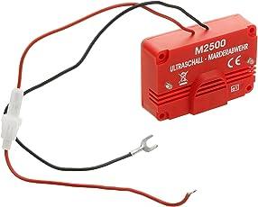 K&K Marderschutz Marderabwehr M2500 Ultraschallgerät 23 kHz 105 dB(A)
