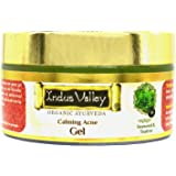 Indus Valley Calming Acne Gel - Enriched with Seaweed & Teatree For Soothes Skin and Makes it Relaxed (50 ml)