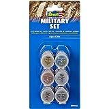 Revell 39075 6 modellbygge färgset militär