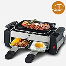 IK Electric Barbecue Grill And Tandoor - Now With Frying And Roasting Function