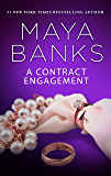 A Contract Engagement: A Romance Novel (Kings of the Boardroom Book 2401) (English Edition)