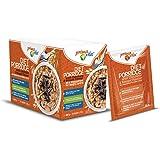 Primavita - Porridge dietetico sostitutivo del pasto, gusto torrone pralinato, 65 g