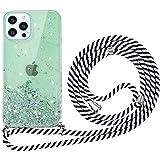 HANEK Funda iPhone X//XS Funda de m/óvil con cord/ón para Colgar Hecho a Mano Deja el Bolso en Casa Cuerda para Llevar en el Cuello Colgante Carcasa de TPU de Alta Resistencia
