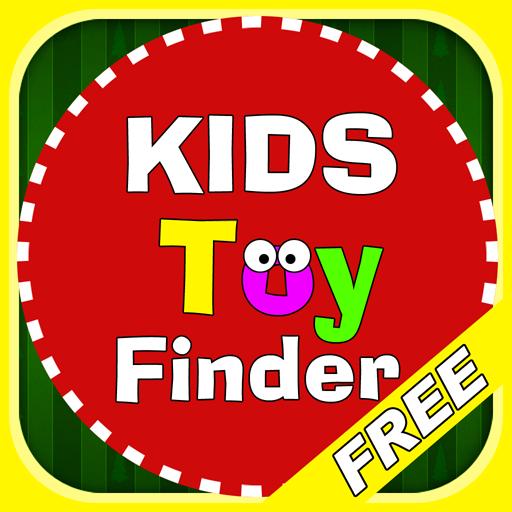 Kids Toy Finder : Concentration Gaming
