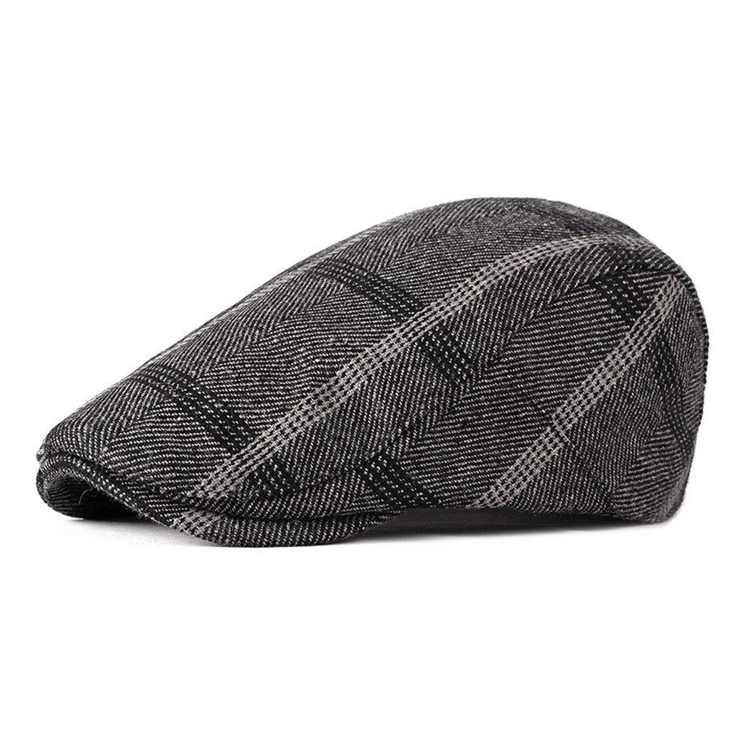 Anshili Uomo Spessore Cappello per linverno Cappelli