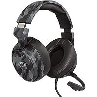 Trust Cuffie Gaming GXT 433K Pylo con Microfono a Scomparsa, Driver da 50 mm, 3.5 mm Jack, Filo, Over Ear, per PS4, PS5…
