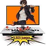 Unicview Pandora Box X Plus 3303 Juegos Retro Consola Maquina recreativa Arcade Video, Joystick Independientes, Versiones Ori