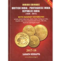 Sams Shopping Indian Paper Coinage British Portuguese Republic India 1835-2017