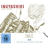 Inuyashiki Last Hero Vol. 1 - Limited Collector's Edition [Blu-ray]