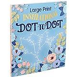 Large Print Inspirational Dot-to-Dot (Large Print Puzzle Books)