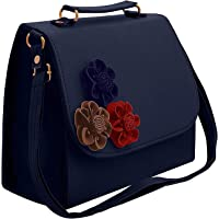 Envias Women's Sling Bag (Blue)