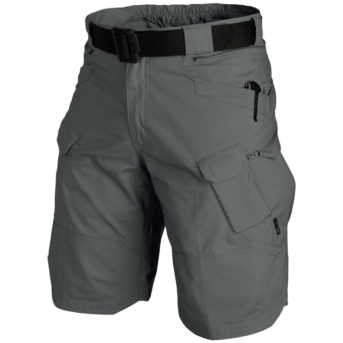 Helikon Urban Tactical Urban Pantaloncini 12 Ombra Grigio Taglia M