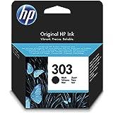Original HP 303Cartouche d'encre Noir par HP Envy Photo 7830All-in-One Printer