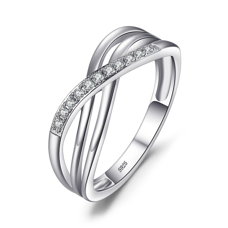 Femmes Mariage Fiançailles Mariage Bagues Zircone Cubique Zircone Cubique Fashion Jewelry