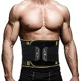 SZ-Climax-rugbrace, lendensteunriem Taille-rugbrace voor rugpijn, ischias, scoliose en hernia, compressieriem voor mannen en