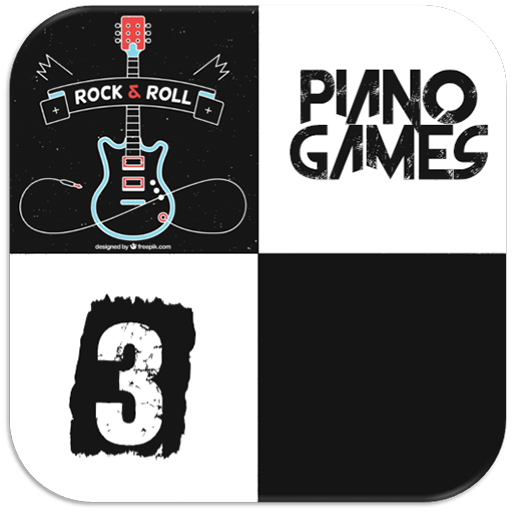 Rock Piano Tiles 3 (Dress Minecraft Up)