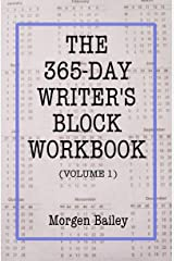The 365-Day Writer's Block Workbook (Volume 1) Kindle Edition