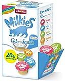 animonda Milkies Power, Katzenmilch portioniert, verschiedene Sorten, 20 Cups à 15 g