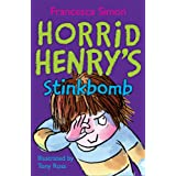 Stinkbombs!: Book 10 (Horrid Henry)