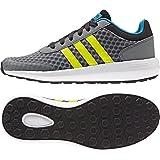 adidas - Cloudfoam Race K, Sneaker Bambino