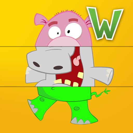 Waka Walks -Animated Animal mix & match - Paulas Pick