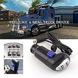 USB Gearshift Knob from a MAN truck ATS & ETS2 Games Logitech G29 G27 G25 G920