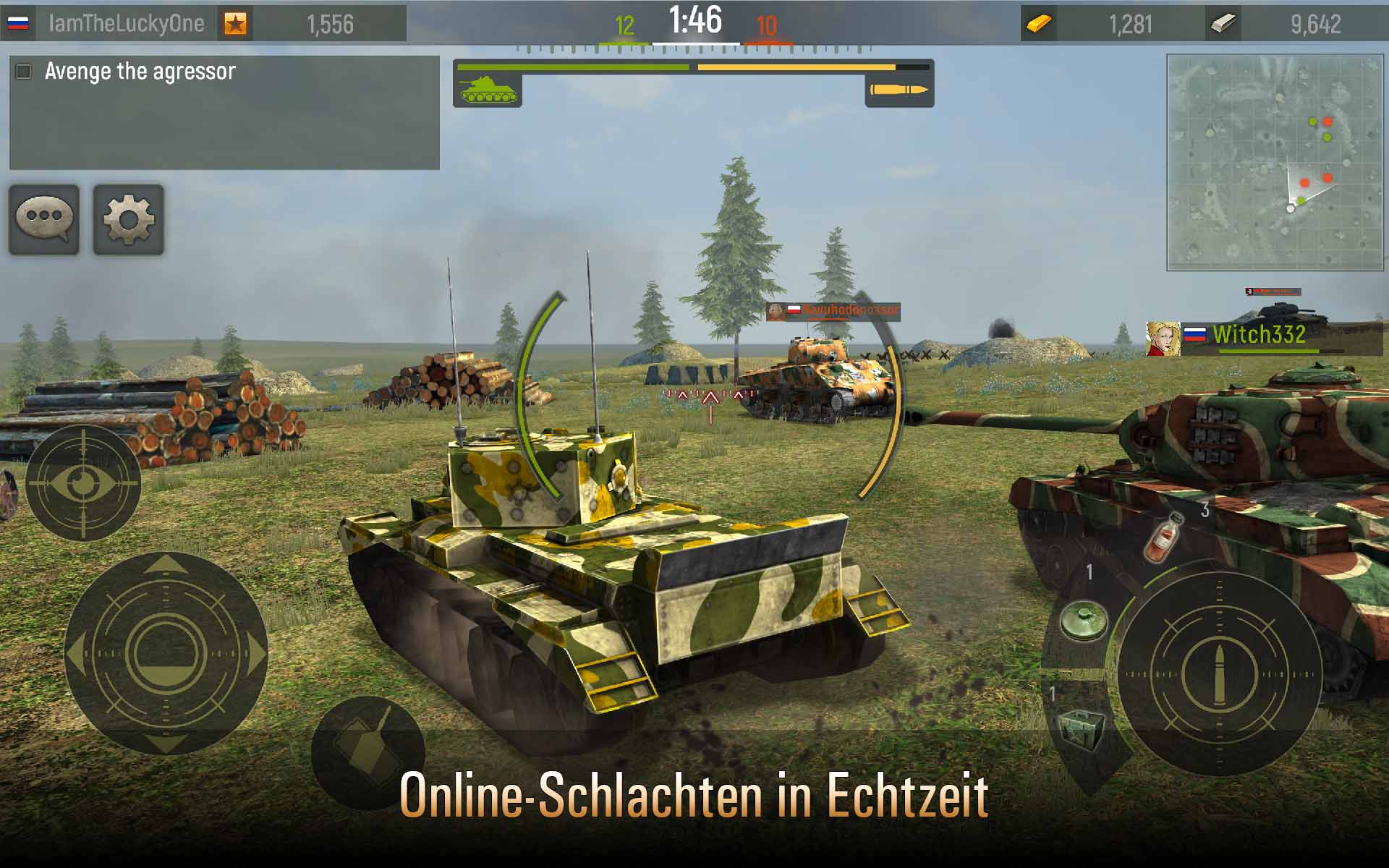 Panzer Spiele Android