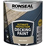 RONSEAL ULTIMATE DECKING PAINT WARM STONE 2.5L