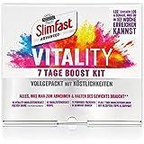 SlimFast 7 Boost Kit I Enthält Vitality Mahlzeitenersatz Pulver, Shaker, Frucht Crunch Protein-Riegel, Porridge Päckchen…