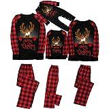 Pijamas de Navidad a juego para toda la familia, diseño a ...