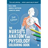 The Nurse′s Anatomy and Physiology Colouring Book (Colouring Books)