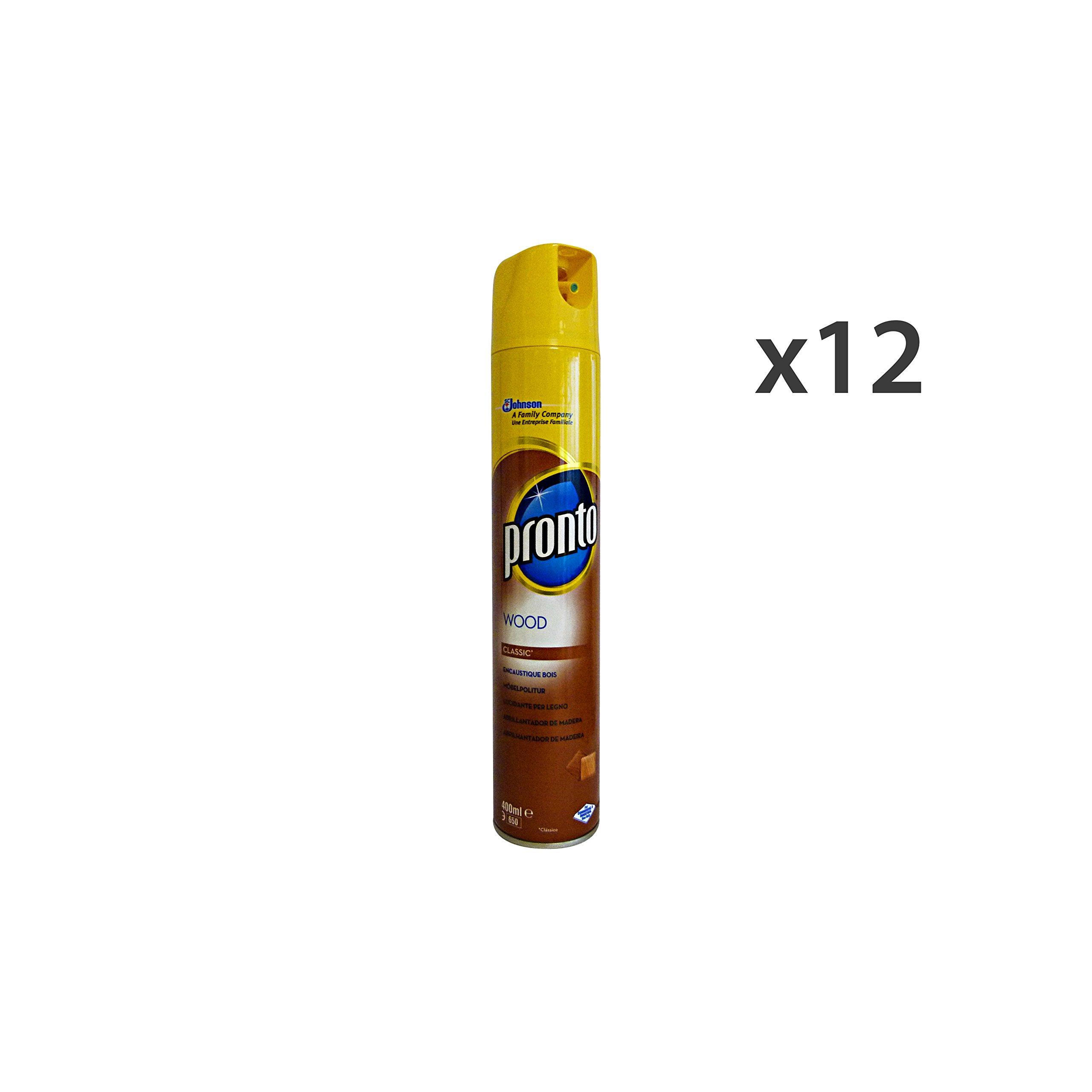 Set 12 Pronto CLASSIC Spray 400 Ml. Detergenti casa