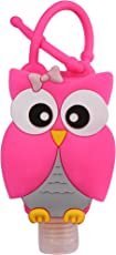 Zuci Junior Hand Sanitizer with Owl Bag Tag