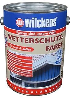 Wilckens Holzgrundierung Farblos 25 Liter 11200000080 Amazonde