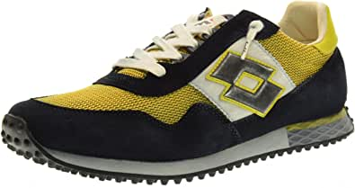 Lotto Scarpe Uomo Sneakers Basse S8854 Tokyo Targa